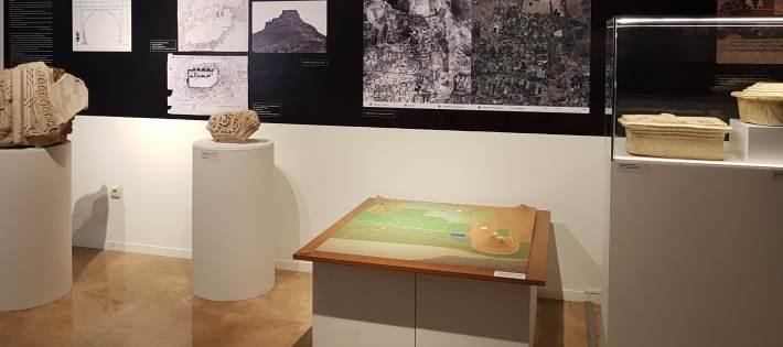 El Dr. Julio Navarro hará una visita guiada a la exposición: «Castillejo de Monteagudo: poder y producción en la almunia del Rey Lobo»