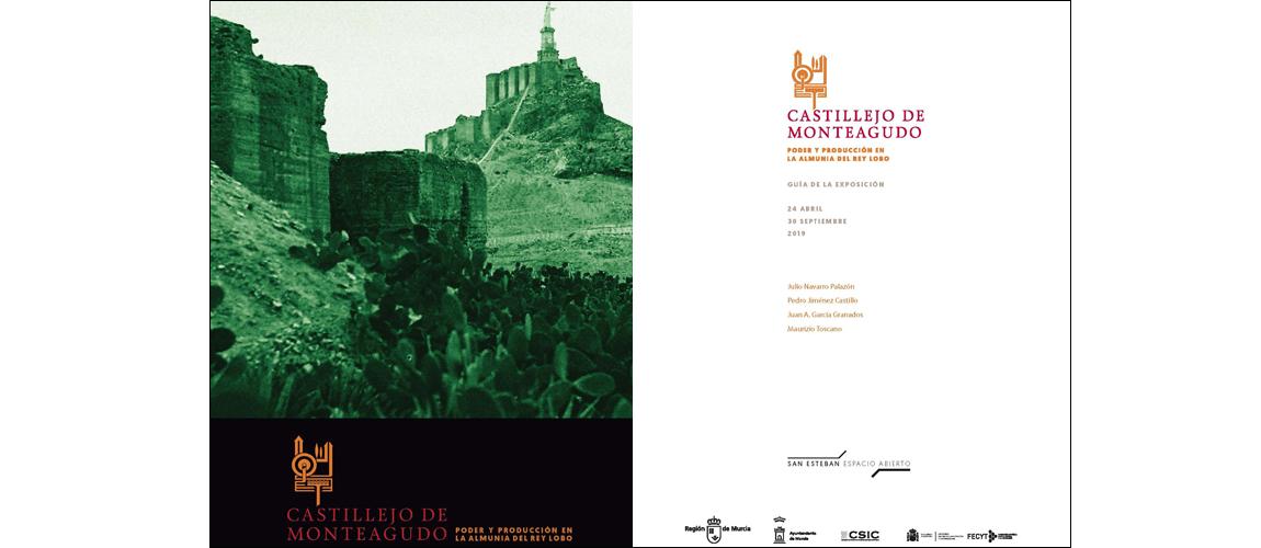 """El libro guía de la exposición """"Castillejo de Monteagudo…"""" ya está disponible en el repositorio Digital CSIC para su consulta en abierto"""