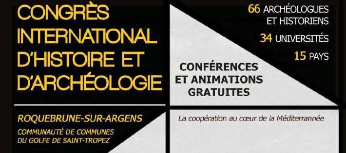 Comunicación oral del Dr. Angelo Castrorao, miembro del LAAC (EEA, CSIC), en el congreso internacional «Perchement et réalités fortifiées en méditerranée et en Europe (Ve-Xe siècles)»
