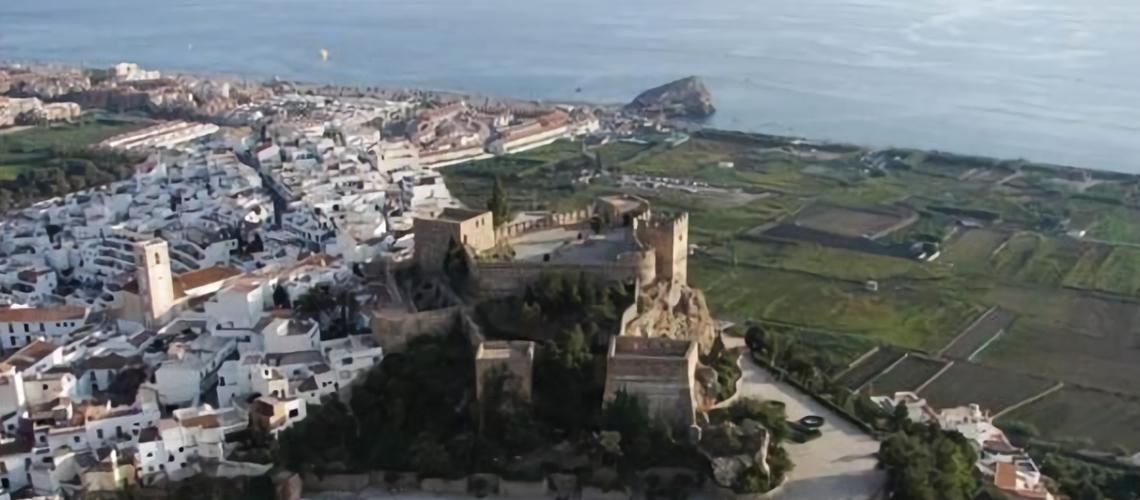 Fortaleza de Salobreña, Granada