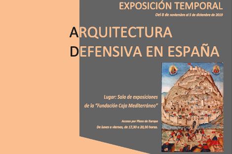El Dr. Pedro Jiménez (EEA, CSIC) interviene en las II Jornadas sobre el Castillo y Murallas de Orihuela