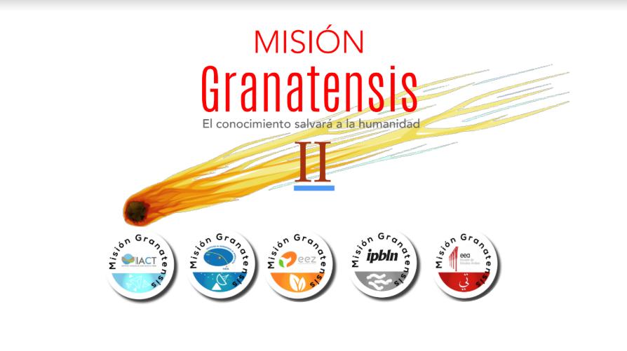 Misión granatensis II.  El conocimiento salvará a la humanidad