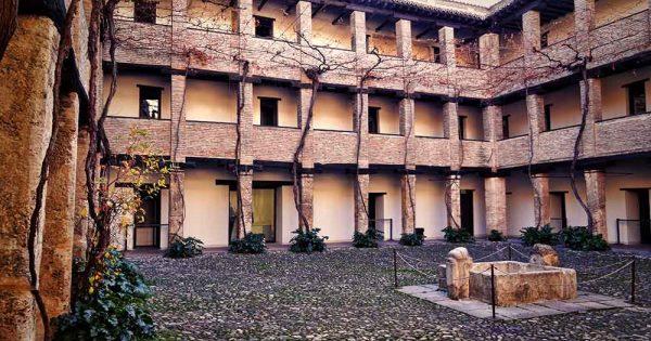'Registro y parametrización antropométrica del patrimonio arquitectónico: el Corral del Carbón de Granada', nuevo artículo de F.J. Roldán Medina, miembro del LAAC