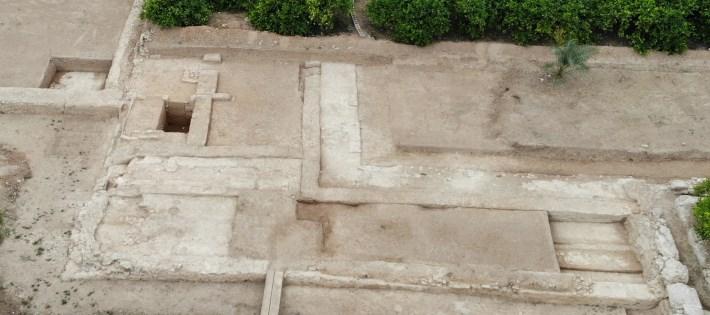 La continuidad del proyecto arqueológico del CSIC en la almunia del Castillejo de Monteagudo (Murcia) corre serio peligro
