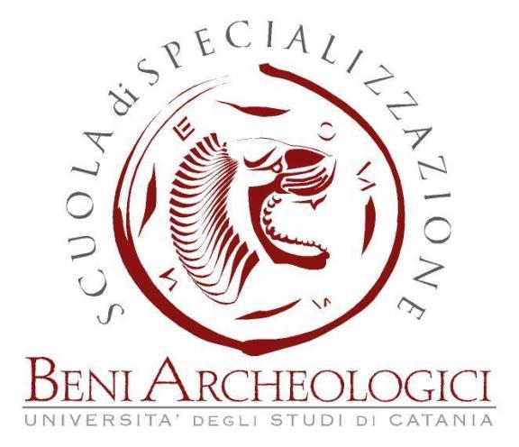 Angelo Castrorao, miembro del LAAC (EEA, CSIC), imparte una clase de Arqueología Medieval para la Universidad de Catania