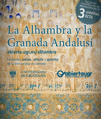 Los investigadores de la EEA Julio Navarro, Antonio Orihuela y Luis García participan en el MOOC 'La Alhambra y la Granada Andalusí'