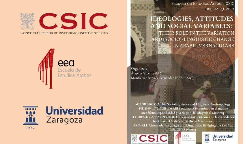 La Escuela de Estudios Árabes (CSIC) acogerá el congreso 'Ideologies, Attitudes and Social variables: Their role in the variation and (socio-) linguistic change in Arabic vernaculars'