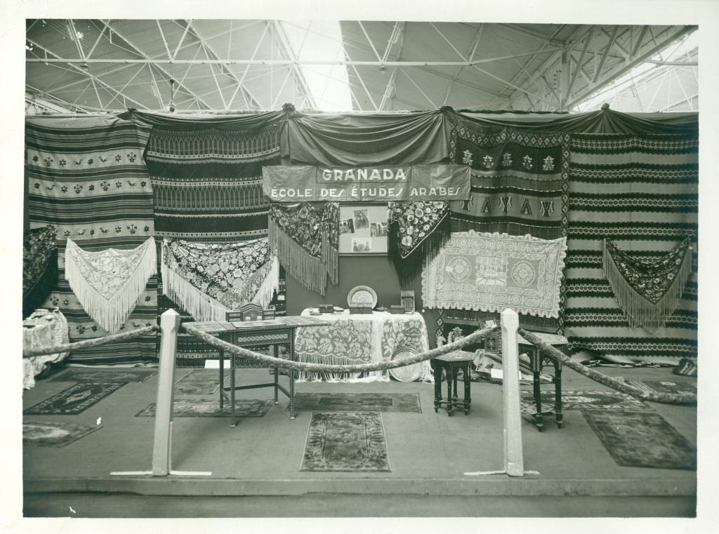 Presentamos el proyecto Fotografías del Archivo de la Escuela de Estudios Árabes: 1886-1950
