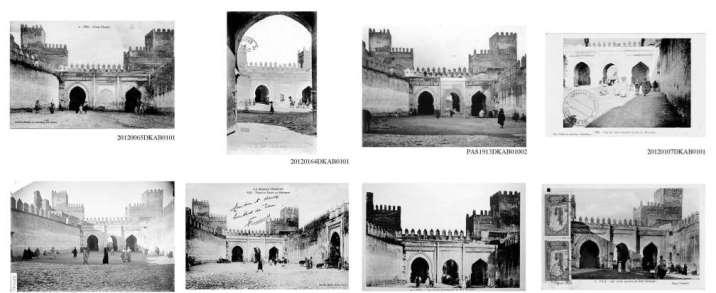 Conferencias sobre refotografía de entornos patrimoniales