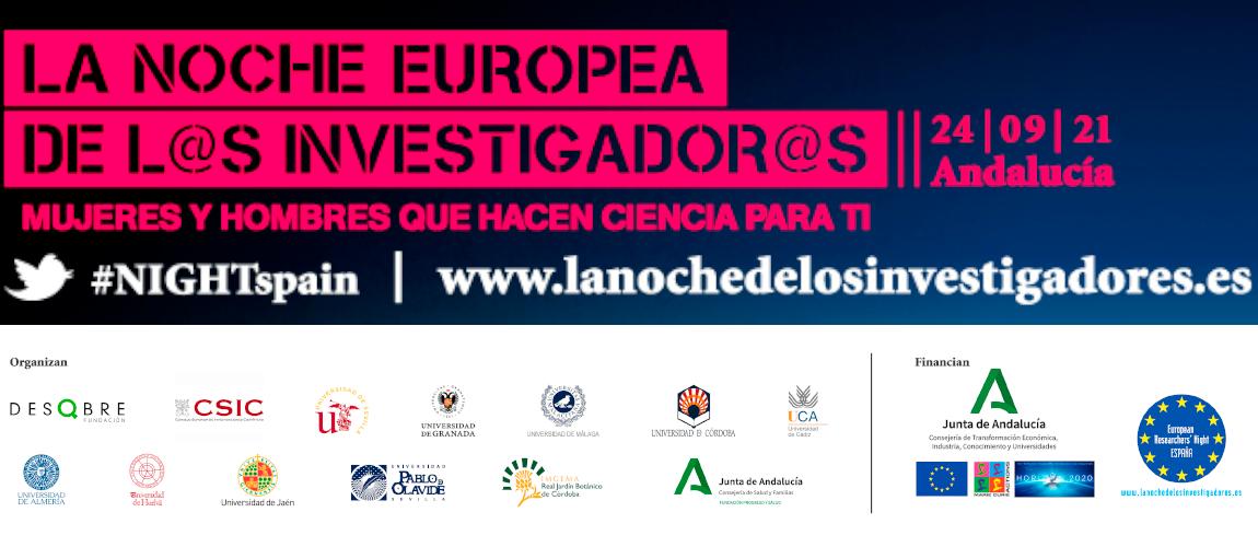 La Escuela de Estudios Árabes en La Noche Europea de l@s Investigador@s 2021