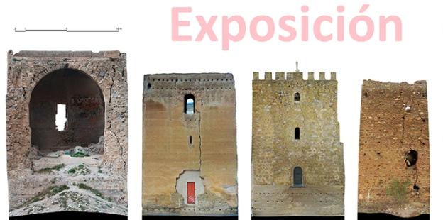 Exposición sobre las torres y atalayas conservadas en el entorno de Huéscar y en la provincia de Granada